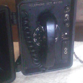 a old call box