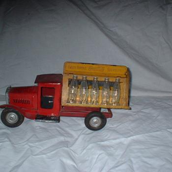 Metalcraft Coke Truck
