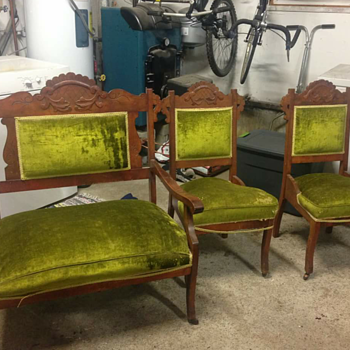 Are these vintage or antique - Furniture