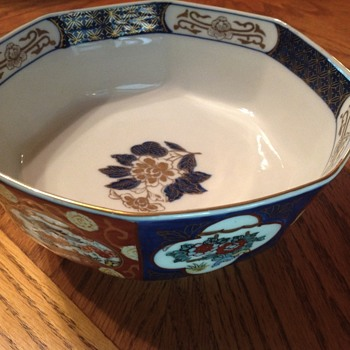 My first gold Imari  - China and Dinnerware