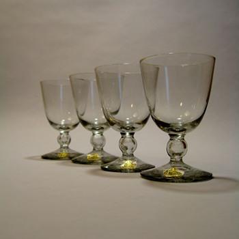 KOSTA -SWEDEN/C.1950's - Art Glass