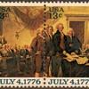 "1976 - ""Declaration of Independence"" Postage Stamps (US)"