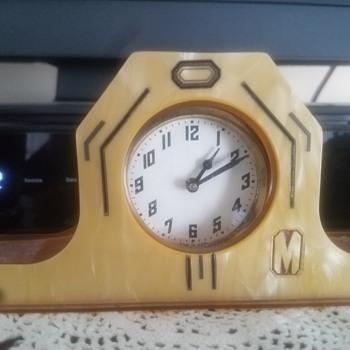 Antique clock - Art Deco