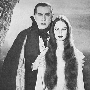 "Carroll Borland ""Luna"" Of  ""Mark Of The Vampire"" 1935 Interesting Letter From Husband"