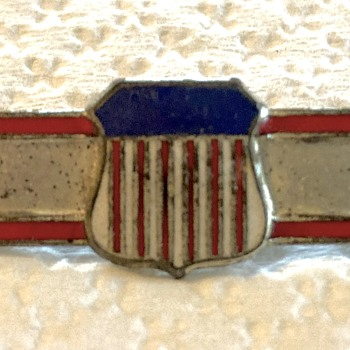Vintage military pin? - Military and Wartime