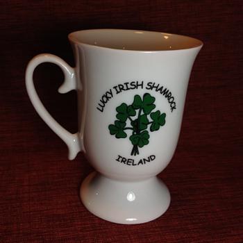 Irish mug Anyone seen this before?
