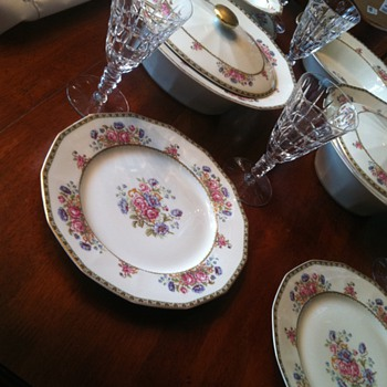 Early 1920s Charles Field Haviland - China and Dinnerware