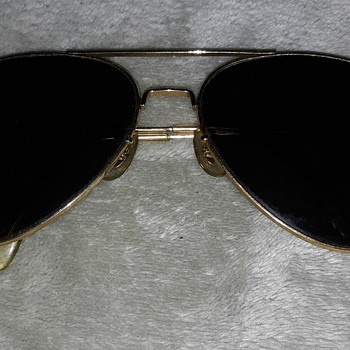 Great Sunglasses, can you help age them? - Accessories