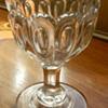 Victorian rummer / goblet.