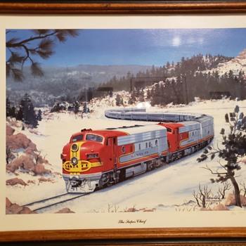 Santa Fe! - Railroadiana