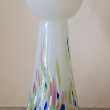 Kralik harlequin frit hyacinth shape and friends - Art Glass