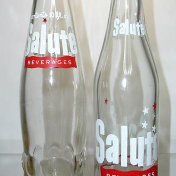 Salute Beverages - Bottles