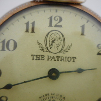 The Patriot - Pocket Watches