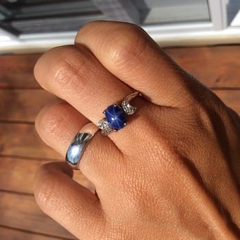 Star sapphire ring!  - Fine Jewelry