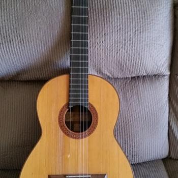 1962 Manuel Rodriguez guitar - Guitars