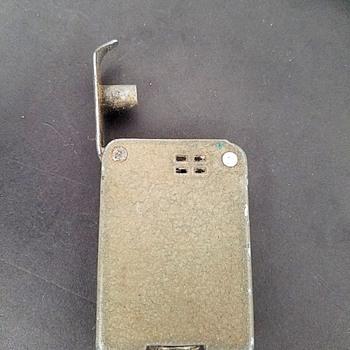 Unknown Vintage Lighter - Tobacciana
