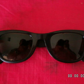 Vintage Ray Ban Wayfarer Sunglasses #2 - Accessories