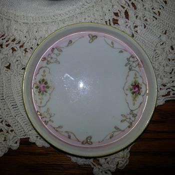 Nippon Pin Dish or Coaster? - China and Dinnerware