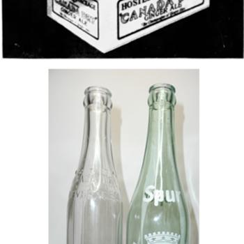 Canada Dry Beverages - Bottles