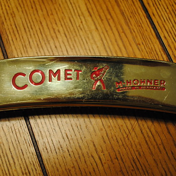 Hohner Comet Harmonica in C - Musical Instruments