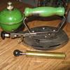 pump gas iron