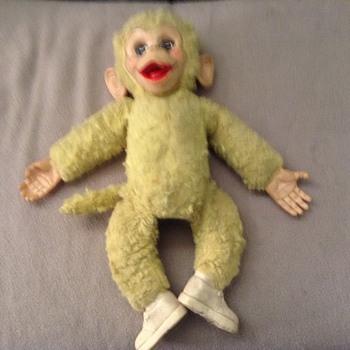 My stuffed monkey - Toys
