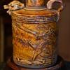 Old Dragon Rice Wine Jug