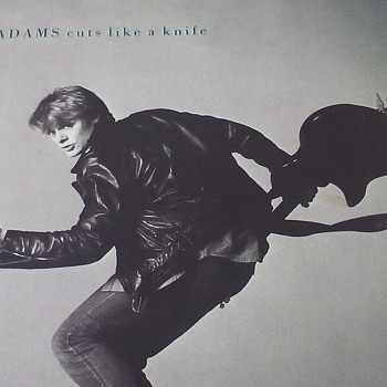 "Bryan Adams""Cuts Like A Knife"" - Records"