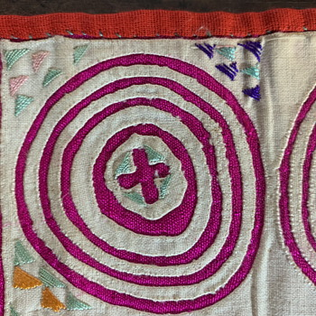 Another Hilltribe Textile - But which Hilltribe?! - Rugs and Textiles