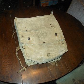 Vintage No. 574 Yucca Pack Boy Scouts 1930s - Sporting Goods
