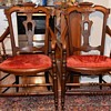 Pair of Eastlake-style Chairs