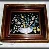 Another vintage SEA SHELL FOLK ART PICTURES ( Pair )