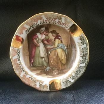 Limoges ashtray, what about match safes?