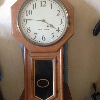 Dads Clock - Clocks
