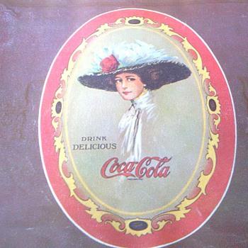 Lady Victorian Prints? - Coca-Cola