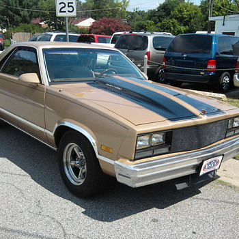 Grand National powered El Camino blazes 1/4 mile with alcohol injection... - Classic Cars