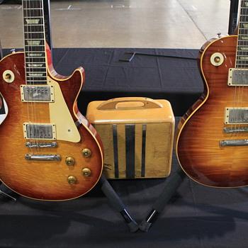 Gibson Les Paul Standard, 1958 & 1959