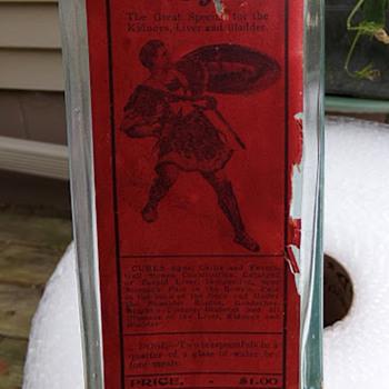 Trojan Bottle - Bottles