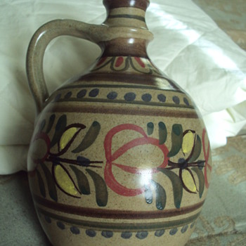 Stoob Austrian Jug .. My First Foray into Austrian Jugs - China and Dinnerware