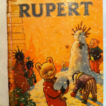 The New Rupert - Books