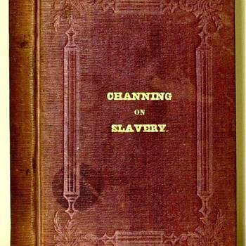 1836 SLAVERY Black Americana HISTORY Abolition SLAVES - Books