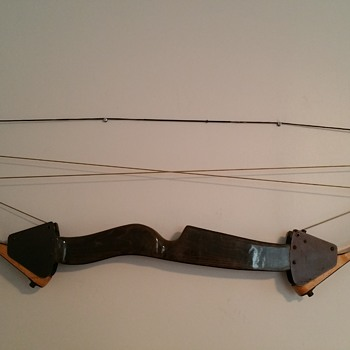 Vtg Archery Compound Bow ? - Sporting Goods