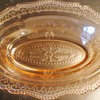 Patrician Pattern Pink Depression Glass Federal Glass Company 1933-1937