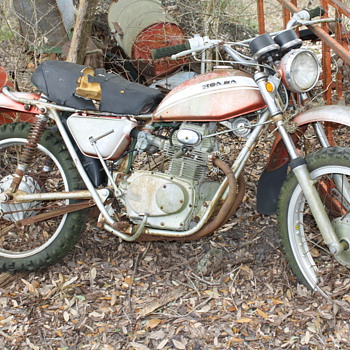 Honda Trail Bike - Motorcycles