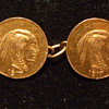 Coins/Tokens-Indian Head dated 1917- ALBERTA GOLD?