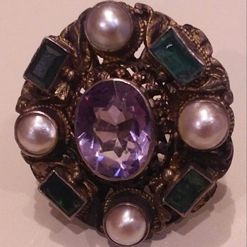 My Other Estate Sale Antique Ring Find - Fine Jewelry