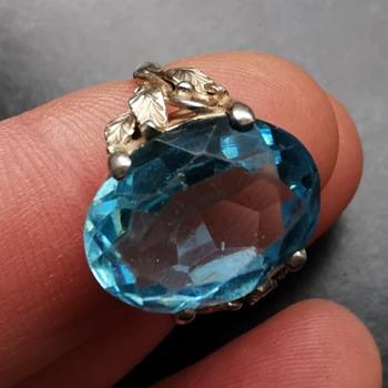 Bernard Instone Ring? - Arts and Crafts