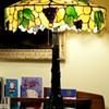 Bent Glass Novelty Company grape shade