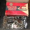 Vintage Dorset Travel Iron Circa 1960