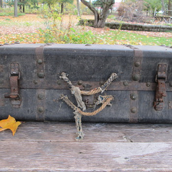 How old is this suitcase? - Bags